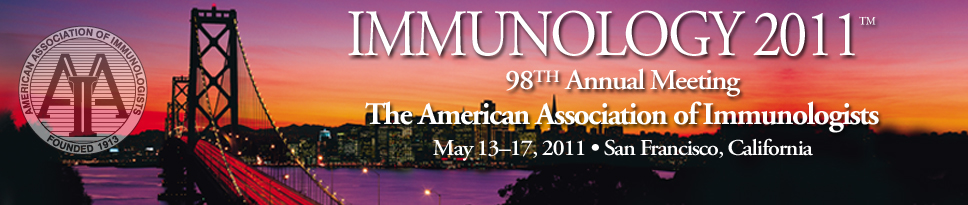 The American Association of Immunologists, Immunology 2011